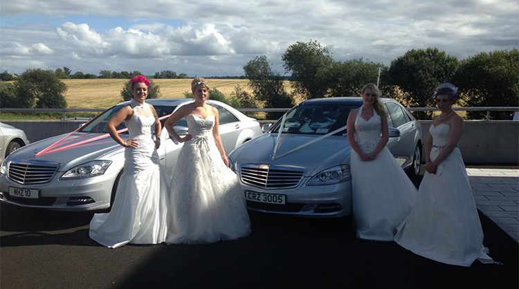 PerfectBliss Exhibitors David Lyttle Wedding Cars
